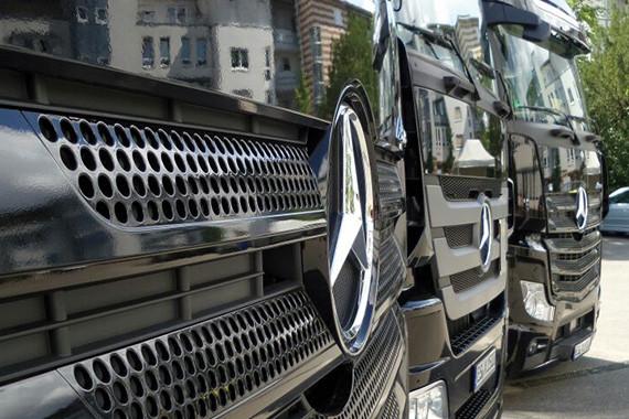 Berufskraftfahrerweiterbildung LKW (nach BKrFQG)